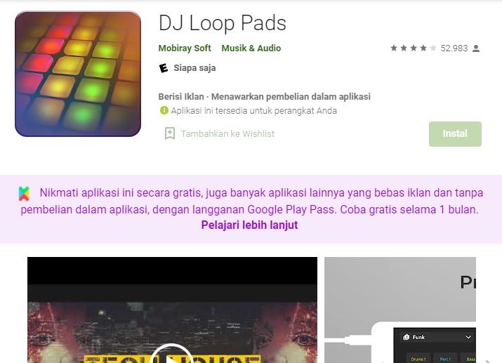5. DJ Loop Pads