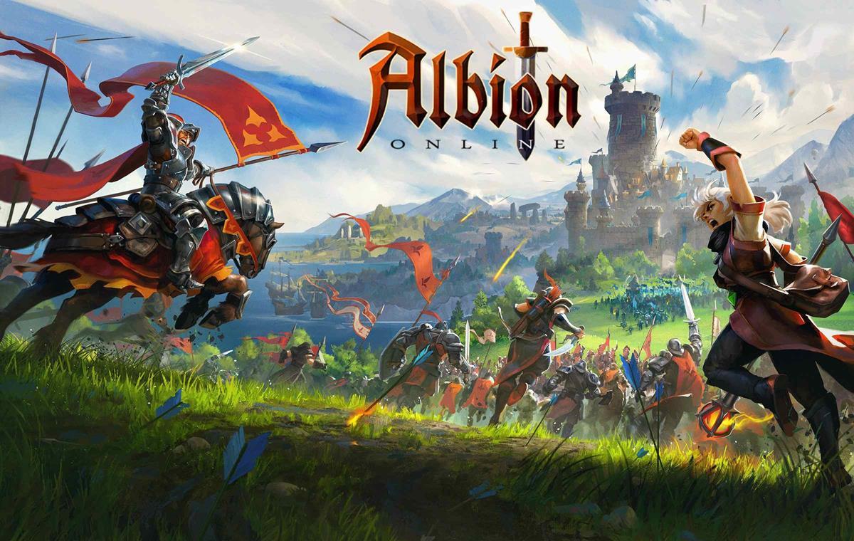 Albion-Online-Launch