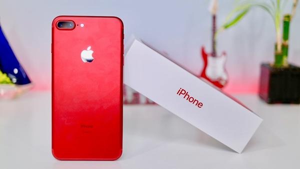 Apple IPhone 7 Plus (Red Edition)