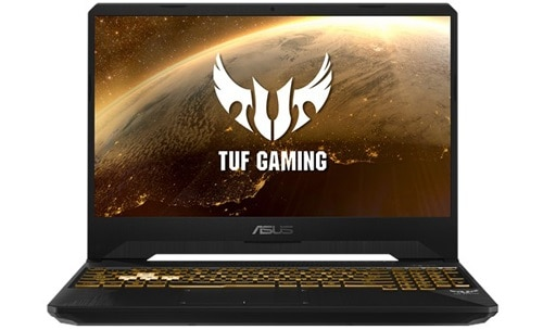 Asus TUF FX505DY Ryzen 5 3550H AMD Radeon RX 560X