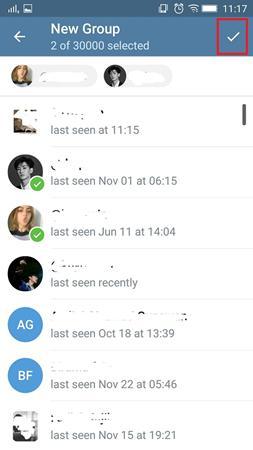 Cara Membuat Grup Di Telegram 2