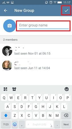 Cara Membuat Grup Di Telegram 3