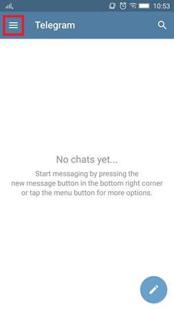 Cara Menentukan Username di Telegram 1