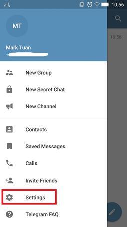 Cara Menentukan Username di Telegram 2