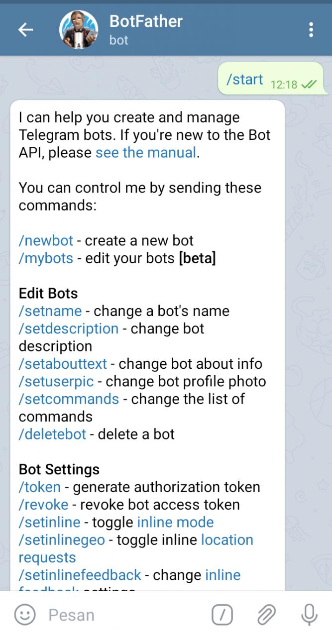 Carisinyal Bot Telegram (3)