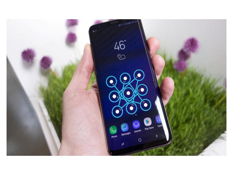 Membuka Pola Samsung