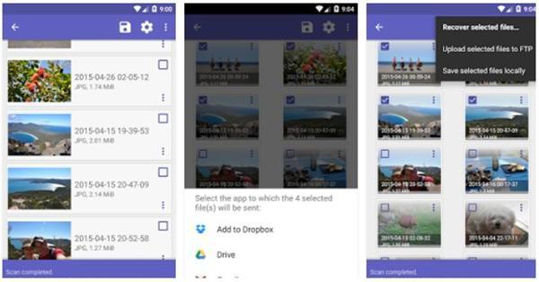 DiskDigger Cara Mengembalikan File Yang Terhapus Di Android