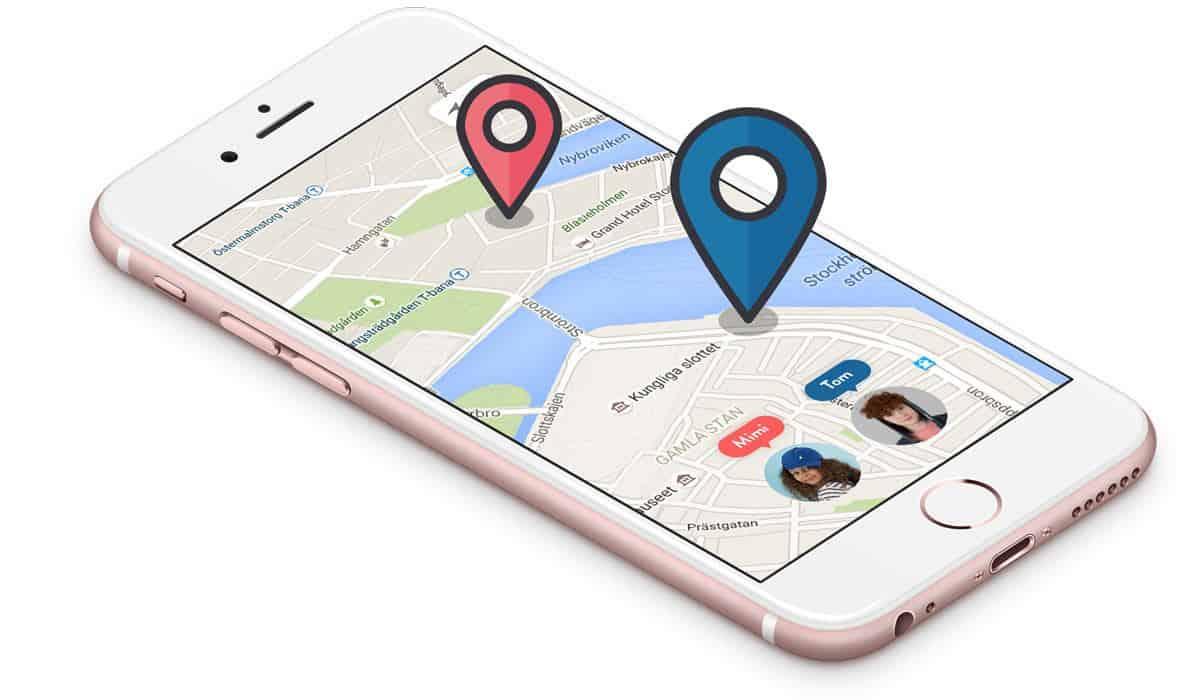 GPS DI PONSEL