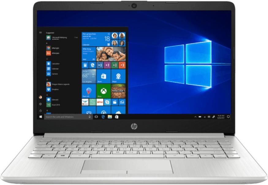 HP 14s cf2019TU Intel Celeron N4020 4GB 256ssd