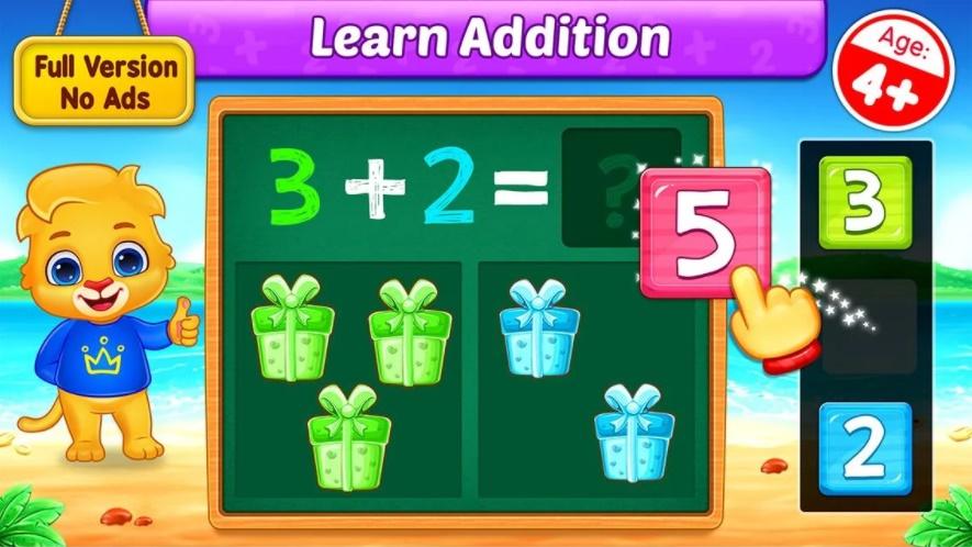 Math Kids - RV AppStudios