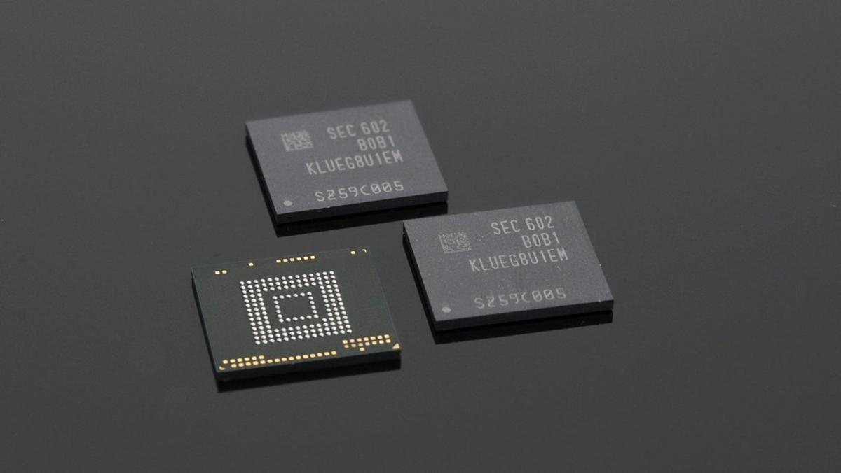UFS 2.1 Memory