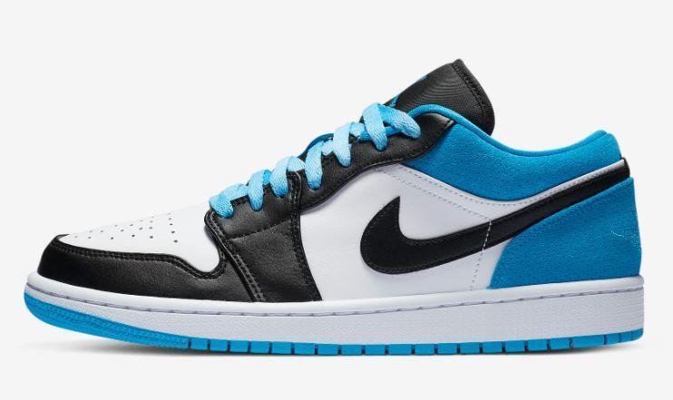 sneakers samsung galaxy A31Nike Air Jordan 1 Low Blue