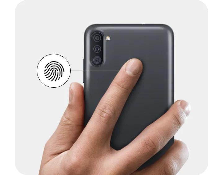 Samsung Galaxy A11 Fingerprint Sensor