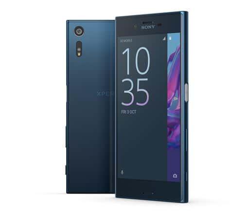 Sony Xperia XZ HP Sony yang Tahan Air