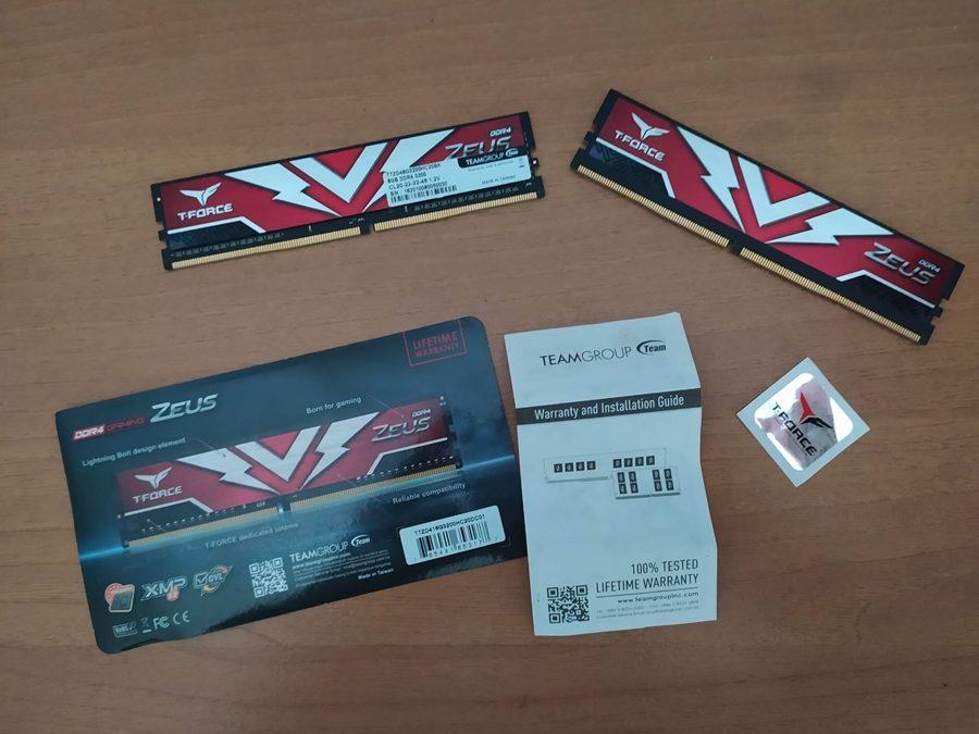 T-FORCE Zeus DDR4 16GB (3)