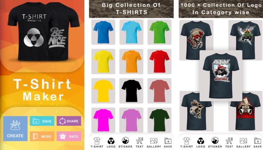 T Shirt Design - Custom T Shirts - Fusion Developers
