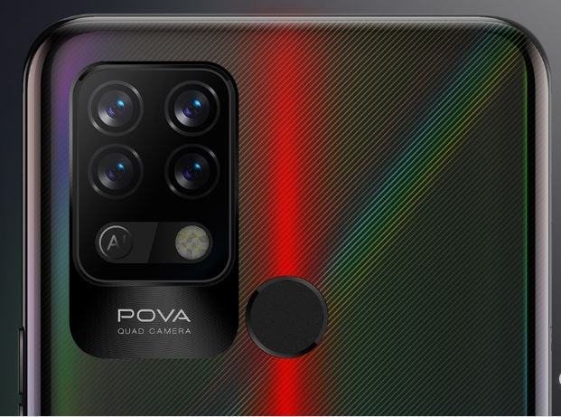 Tecno Pova Camera