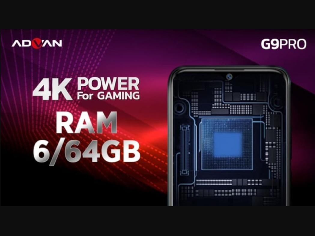 advan g9 pro chipset 1