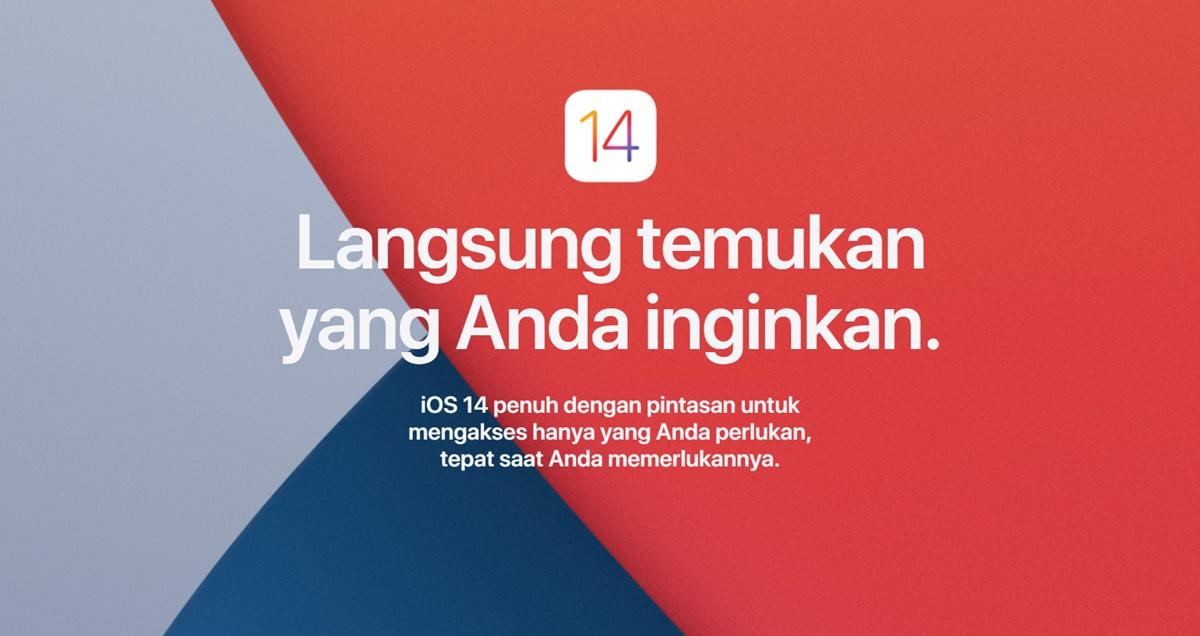iphone 12 dukungan ios jangka panjang