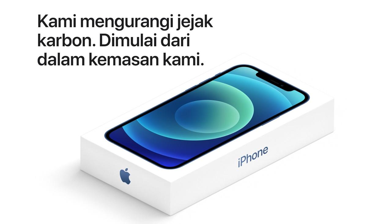 iphone 12 mini tanpa casan dan earphone