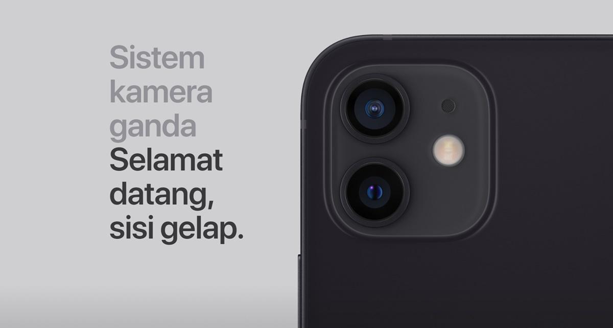 iphone 12 mini tanpa lidar scanner