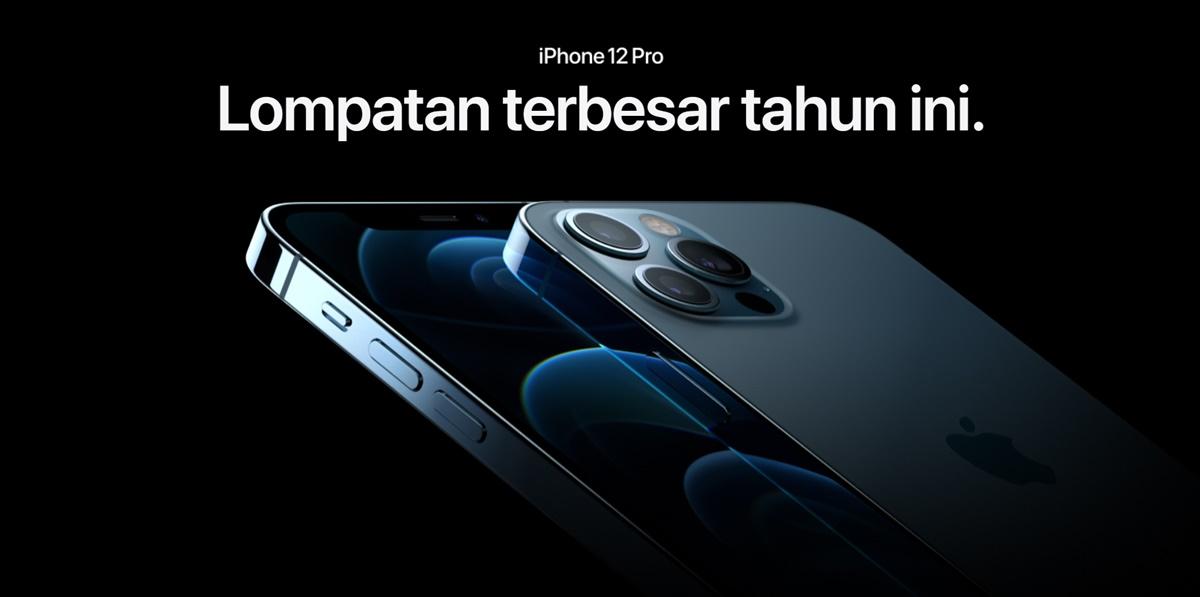 iphone 12 pro chipset
