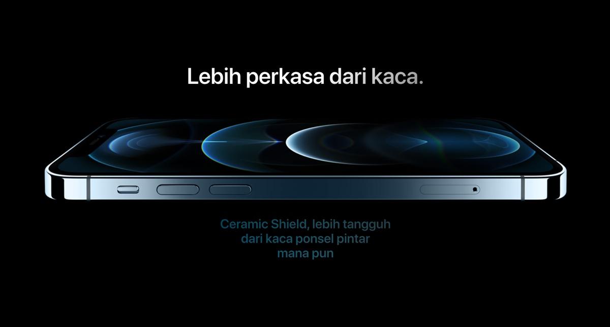 iphone 12 pro desain premium