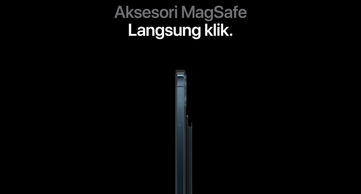 iphone 12 pro magsafe