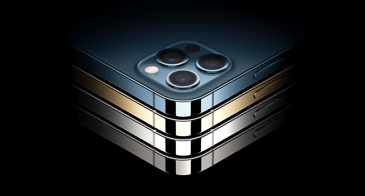 iphone 12 pro minim pennigkatan dari reguler
