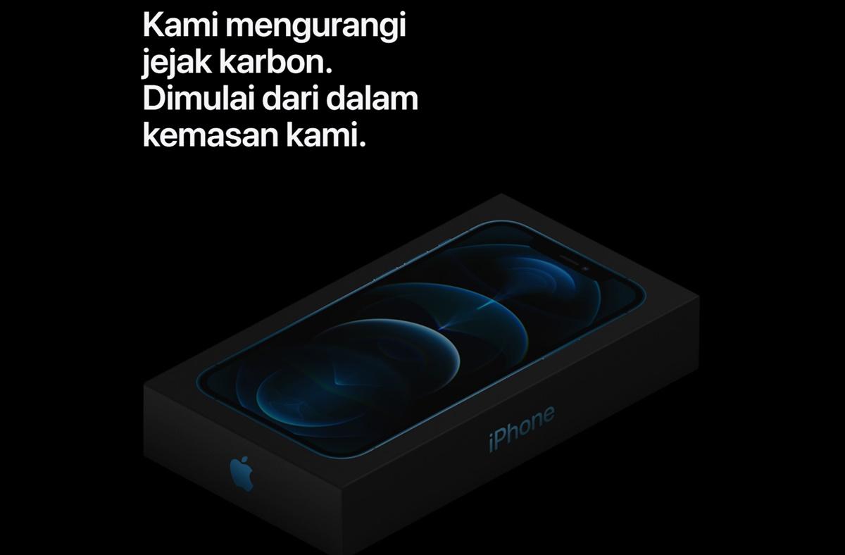 iphone 12 pro tanpa casan dan headset