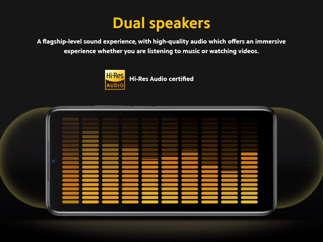 poco m3 dual speaker