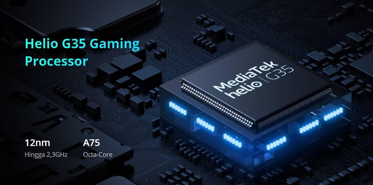 realme c15 chipset