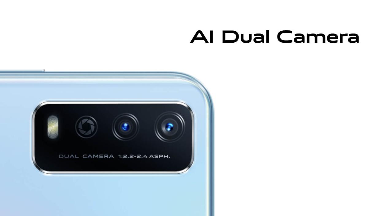 vivo y12s dual camera