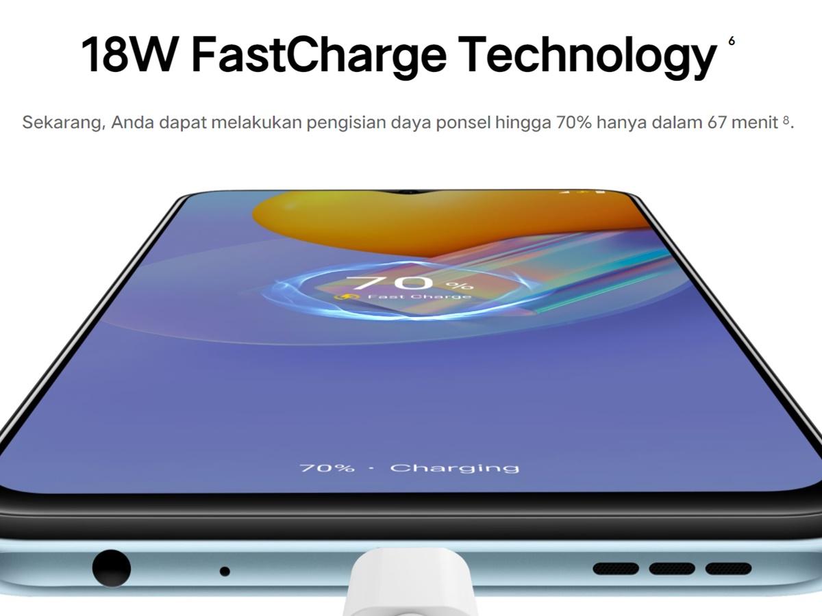 vivo y51 fast charging 18w